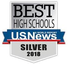 U.S. News National Ranking #1,261